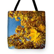 Autumn Splendor 9 Tote Bag