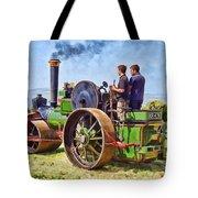 Aveling Roller Tote Bag