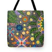 Ayahuasca Vision Tote Bag