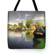 Aynho Wharf  Tote Bag