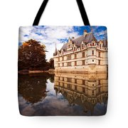 Azay Le Rideau / Loire Valley Tote Bag
