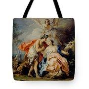 Bacchus And Ariadne Tote Bag