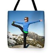 Backcountry Yoga Tote Bag
