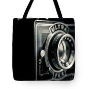 Bakelite Vintage Camera Tote Bag