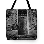 Balinese Hindu Temple Tote Bag