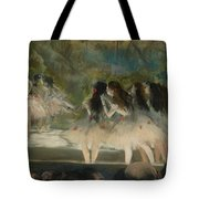 Ballet At The Paris Opera Tote Bag
