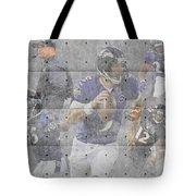 Baltimore Ravens Team Tote Bag