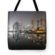 Bangkok By Night Tote Bag