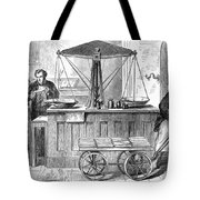 Bank Of England, 1872 Tote Bag