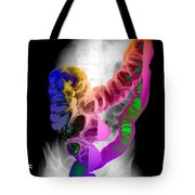 Barium Enema Tote Bag