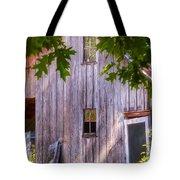 Barn Story Tote Bag