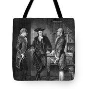 Baron De Kalb (1721-1780) Tote Bag