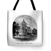 Barton Academy - Mobile Alabama Tote Bag