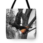 Base Jumper Tote Bag