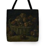 Basket Of Apples Tote Bag