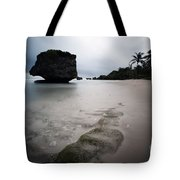 Bathsheba Beach Barbados Tote Bag