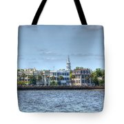 Battery Homes Tote Bag