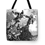 Battle Of Stony Point, 1779 Tote Bag by Granger