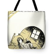 Baum The Wizard Of Oz Tote Bag