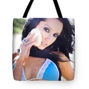 Beach Sightseeing Tour Tote Bag