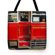 Beamish Tramways Tote Bag