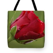 Beautiful Red Tote Bag