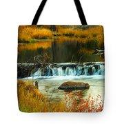 Beautiful Water Tote Bag