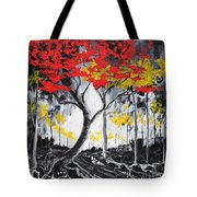 Behold The Light Tote Bag