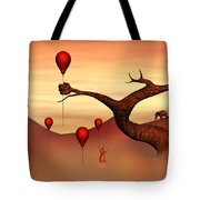 Believe What You See Tote Bag