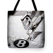 Bentley Hood Ornament - Emblem Tote Bag