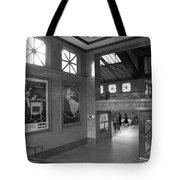 Berlin Train Station Tote Bag