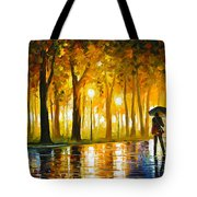 Bewitched Park Tote Bag