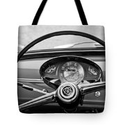 Bianchina Steering Wheel Tote Bag