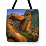 Big Bend Window Rock Tote Bag