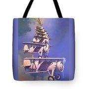 Bill Boeings Fever Dream Tote Bag