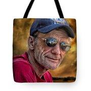 Bill Tote Bag