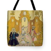 'billet Doux'  Tote Bag