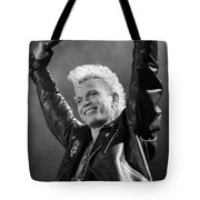 Billy Idol Tote Bag