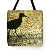 Bird Silhouette Tote Bag