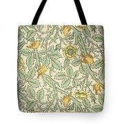 Bird Wallpaper Design Tote Bag
