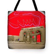 Birdcage Theater Number 2 Tombstone Arizona C.1934-2009 Tote Bag