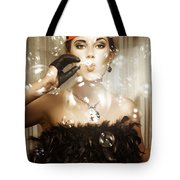 Birthday Celebration Tote Bag