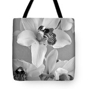Black And White Beauty Tote Bag