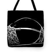 Black And White Pleasure Tote Bag