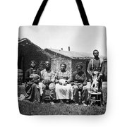 Black Homesteaders Tote Bag