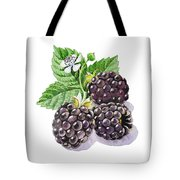 Artz Vitamins Series The Blackberries Tote Bag