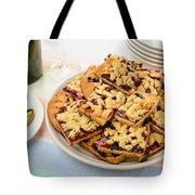 Blackberry Grated Pie Tote Bag