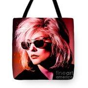 Blondie Debbie Harry Tote Bag