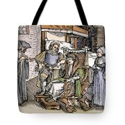 Bloodletting, 1540 Tote Bag