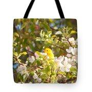 Blossom Time Tote Bag